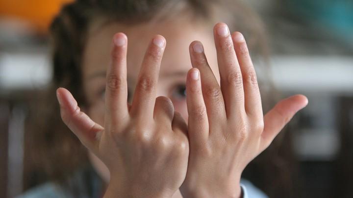 contare con le dita della mano