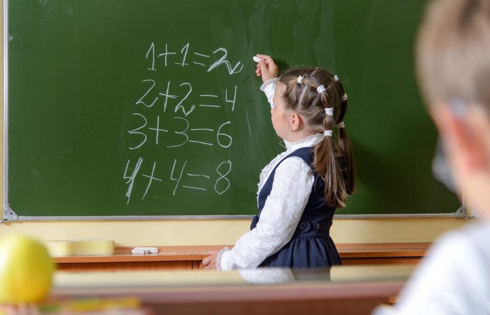 matematica in prima primaria