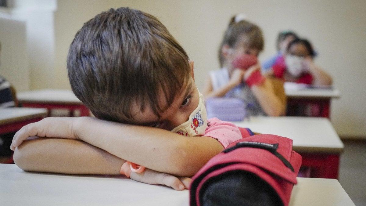scuola primaria a 5 anni