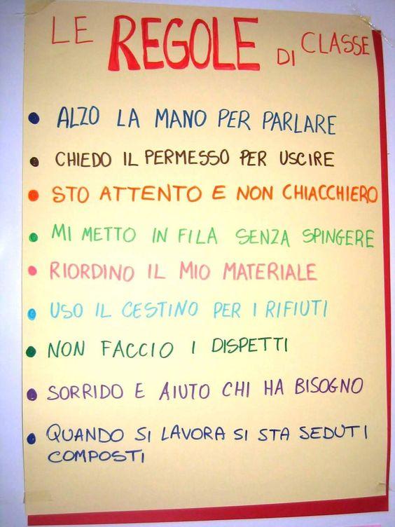 regole di classe