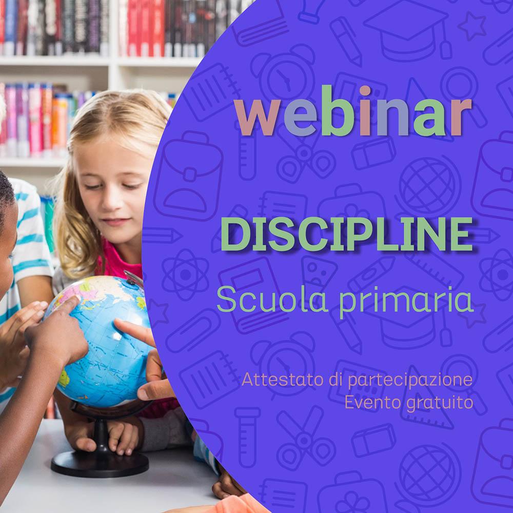 webinar discipline