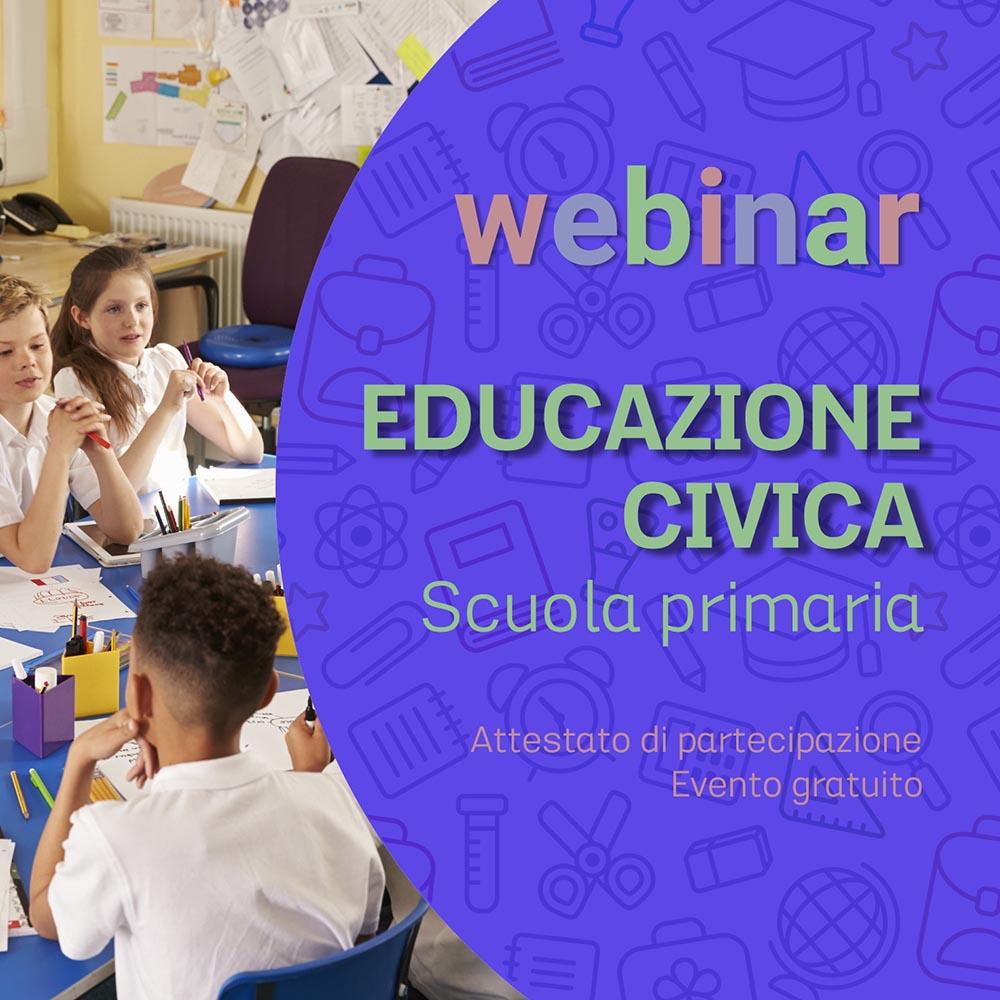 webinar educazione civica